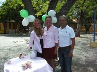 wedding july 2011 Betty en Arno (c) Flamingo services Bonaire
